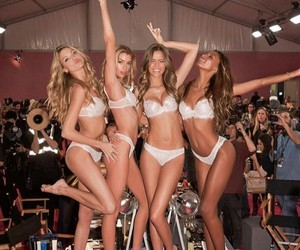 angels, stella maxwell, and Victoria's Secret image