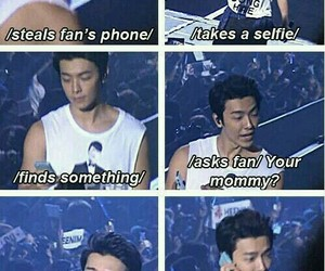 super junior, donghae, and funny image