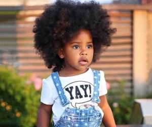 adorable, Afro, and kinky image