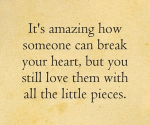 amazing, break, and breakup image