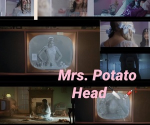 melanie, song, and mrs. potato head image