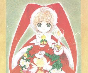 anime, sakura cardcaptor, and manga image