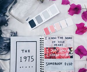 book and the 1975 image