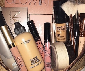 Brushes, Foundation, and out image