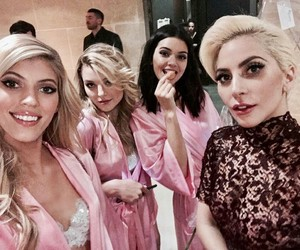 kendall jenner, Lady gaga, and model image