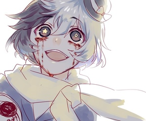 bungou stray dogs, anime, and Q image