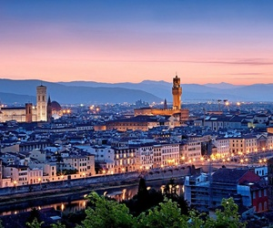 italy, florance, and firenze image
