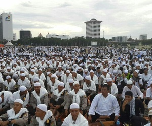 indonesia, islam, and 212 image