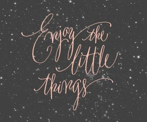 quotes, enjoy, and stars image