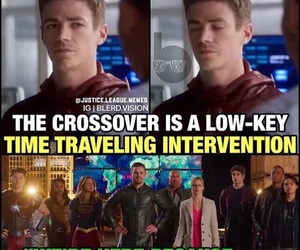 arrow, d.c., and Supergirl image