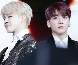 kpop, jungkook, and jikook image