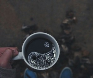 coffee, hipster, and grunge image