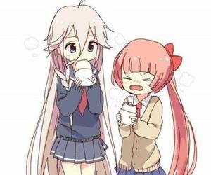 anime girl, vocaloid, and ia image