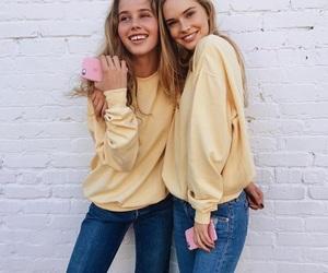 fashion, gorgeous, and yellow image
