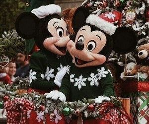 christmas, disney, and tumblr image