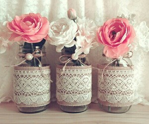 roses, rosy, and vintage image
