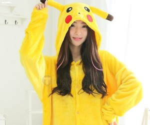 pokemon cosplay, cheap pikachu cosplay, and kigurumi pikachu sale image