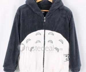 christmas gift ideas, totoro hoodie sale, and buy totoro sweatshirt image