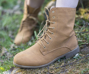aesthetic, style, and boots image