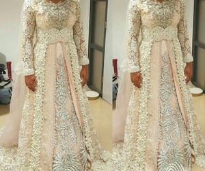 fashion, moroccan, and wedding image