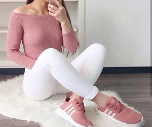 adidas, beautiful, and outfit image