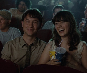(500) Days of Summer, 500 Days of Summer, and couple image