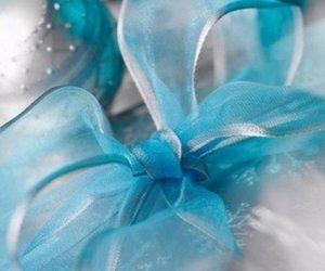 christmas lights, gifts, and winter image