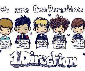 one direction, 1d, and niall horan image