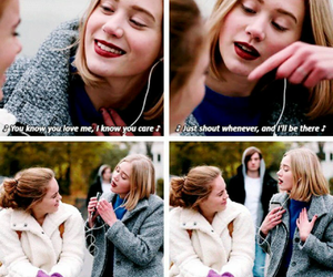 eva, friendship, and skam image