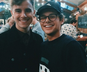 connor franta and mikey murphy image