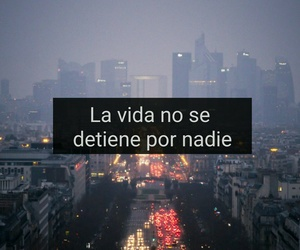 ciudad, frases, and life image