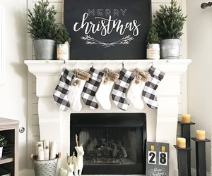 christmas and homedecor image