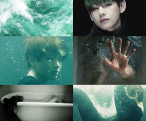 aesthetic, bts jimin, and bts image
