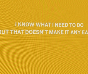 yellow, life, and text image