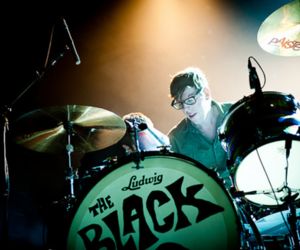 the black keys, dan auerbach, and patrick carney image