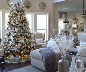 christmas, wonderland, and decor image