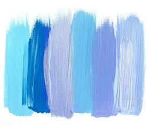 blue - art image