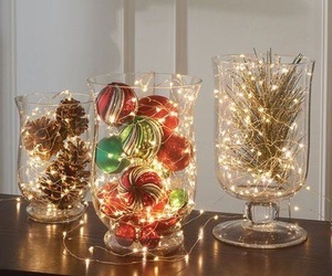 decoration, christmas, and light image