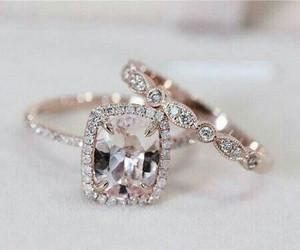 diamond, ring, and jewelry image
