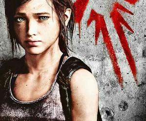 the last of us and ellie image