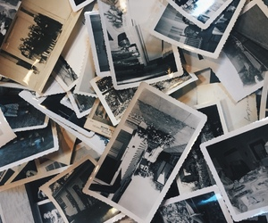 black and white, photographs, and bw image