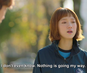 Korean Drama, kdrama, and weightlifting fairy image