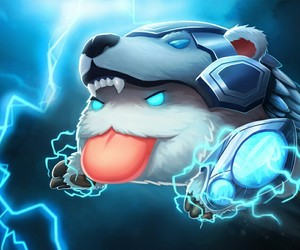 league of legends, poro, and volibear image