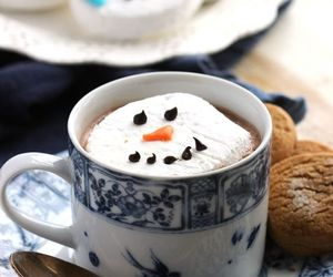christmas, desserts, and ideas image