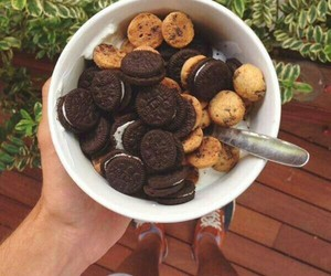 food, sweet, and Cookies image