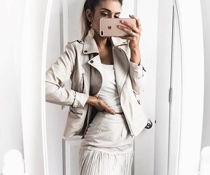account, jacket, and style image