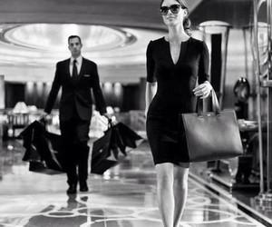 shopping, lady, and luxury image