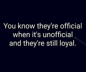 loyalty and love image