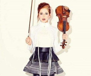 instruments, music, and skirt image