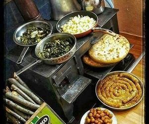 turkish food, börek, and ateş image